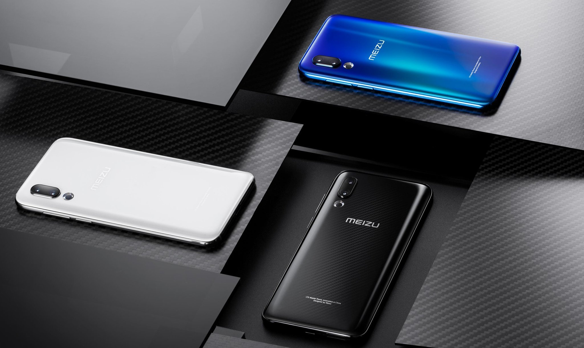 Meizu 16s ; highly new feathers