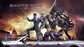 DEEP SILVER ;'SAINTS ROW'