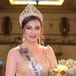 Most Gorgeous Anuska Shrestha Won The 2019 Title Nepal