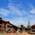 Bhaktapur durbar square is beautiful place