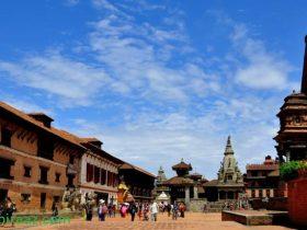 Bhaktapur durbar square is beautiful place