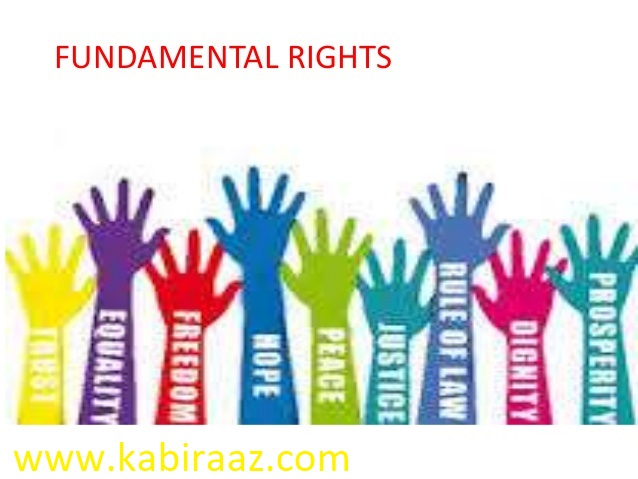 Fundamental rights of today world