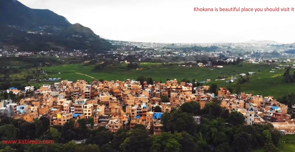 Khokana is beautiful place you should visit it