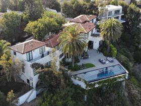 Louis Tomlinson Lists Marvelous L.A. Crib For Bargain At $6.75M!!!