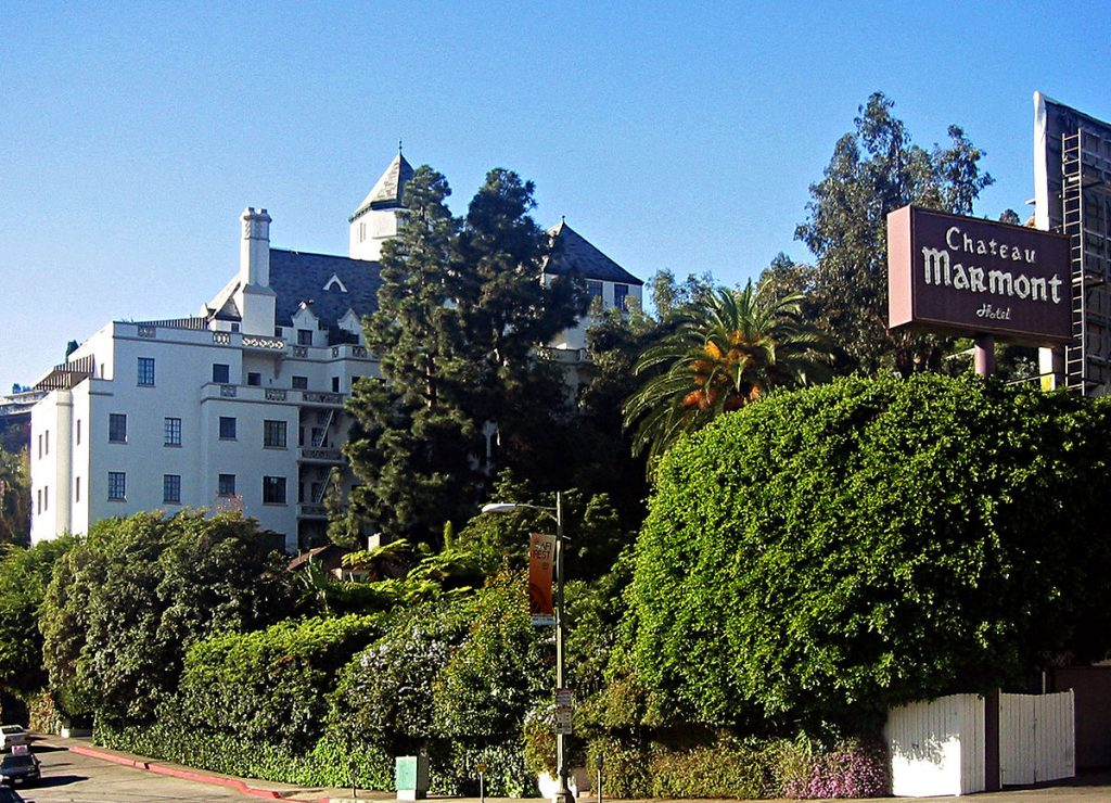 Hollywood's Infamous Chateau Marmont is turning into a members-only hotel after 89 years