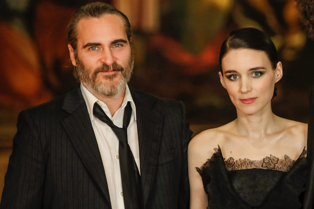 13. Actors Joaquin Phoenix and Rooney Mara teaming up for a Documentary