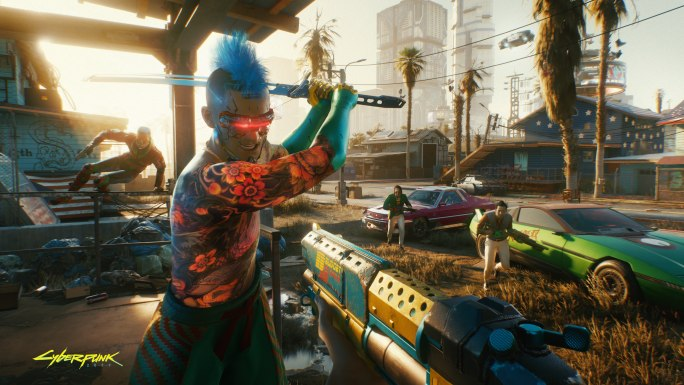 'Cyberpunk 2077' Wins Best PlayStation Game at Gamescom