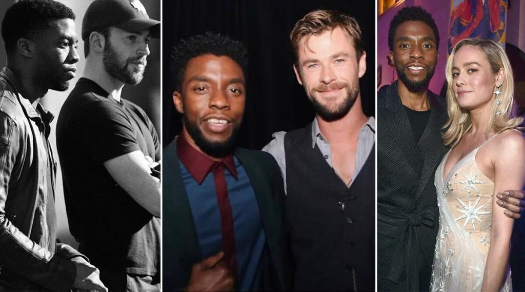 Black Panther aka Chadwick Boseman's death at 43: 'Brutal loss, absolutely heartbreaking'