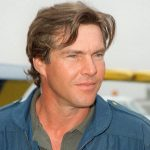 20. Former Jaws(1983) Star Dennis Quaid adopts a cat named after him