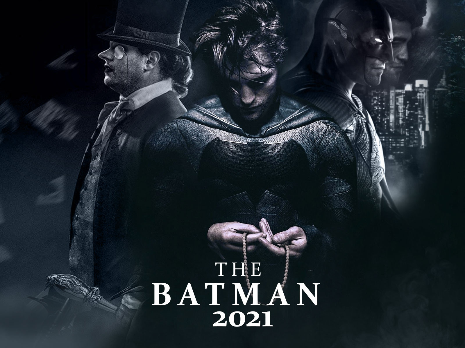'The Batman' Trailer Is Selling The Opposite Of A Blockbuster