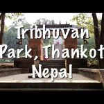 Tribhuvan Park is attractive park of Nepal