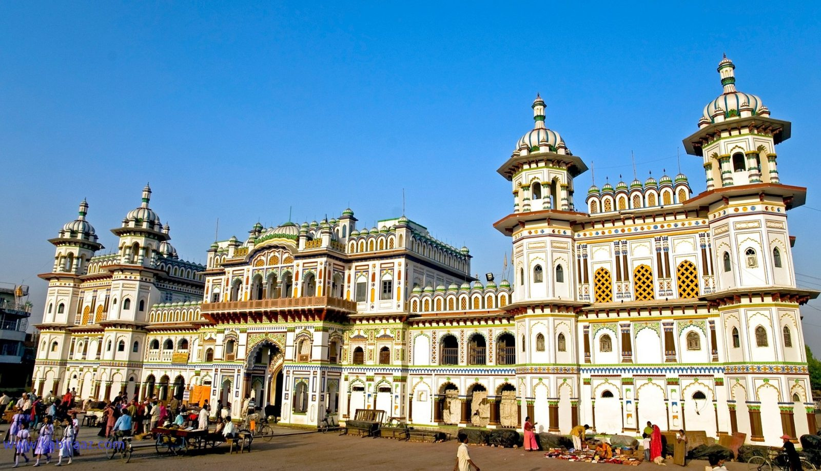 Janakpur- Breathtaking place to visit in Nepal.