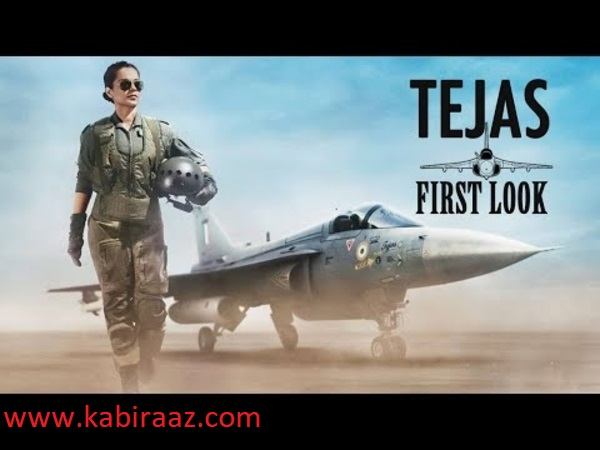 Kangana Ranaut's Tejas to take off in December, actor plays air pressure pilot: 'Our film celebrates armed forces and its heroes'