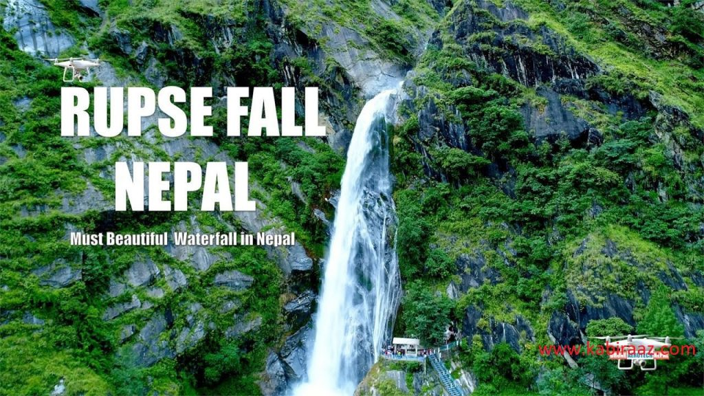 Rupse waterfall is beautiful place you should visit it