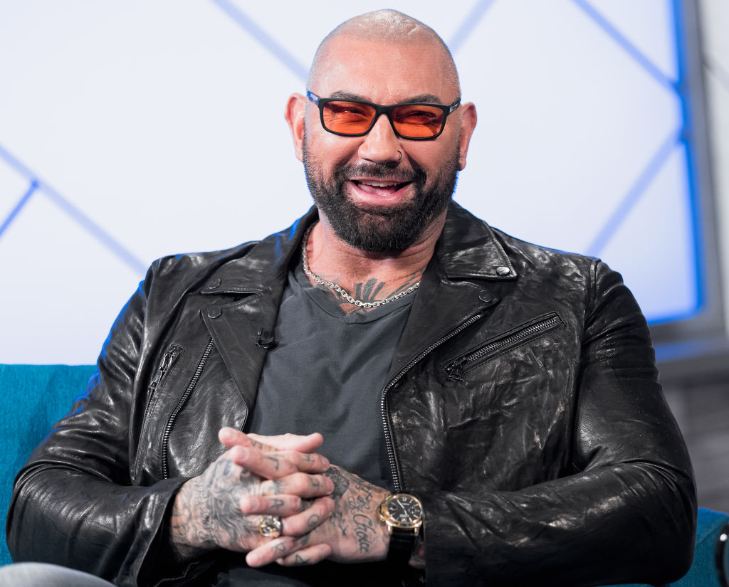 Dave Bautista and Dwayne Johnson  : Rivalry outside the ring