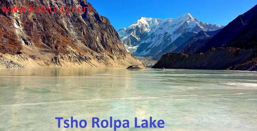 Tsho Rolpa is stunning area you ought to go to it