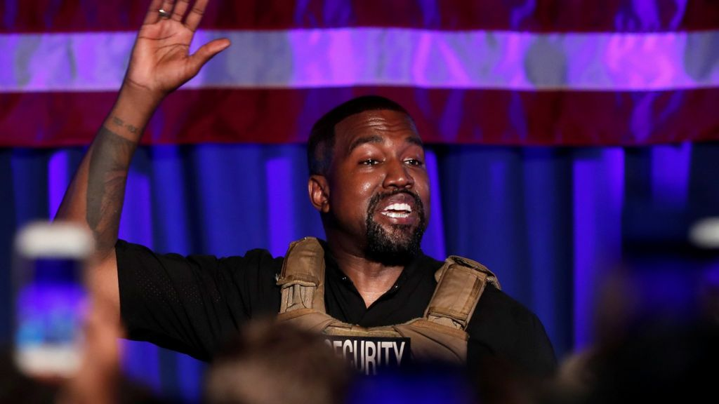 Kanye West Has Devoted Nearly $6 Million On His Presidential Campaign