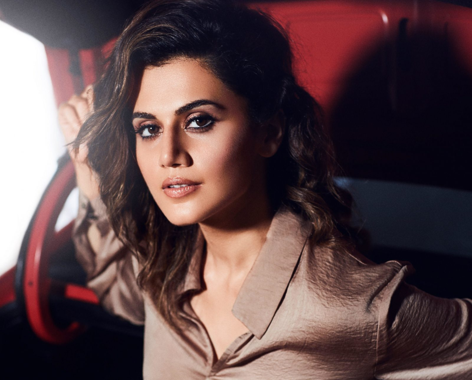 Your style mirrors your character: Taapsee Pannu