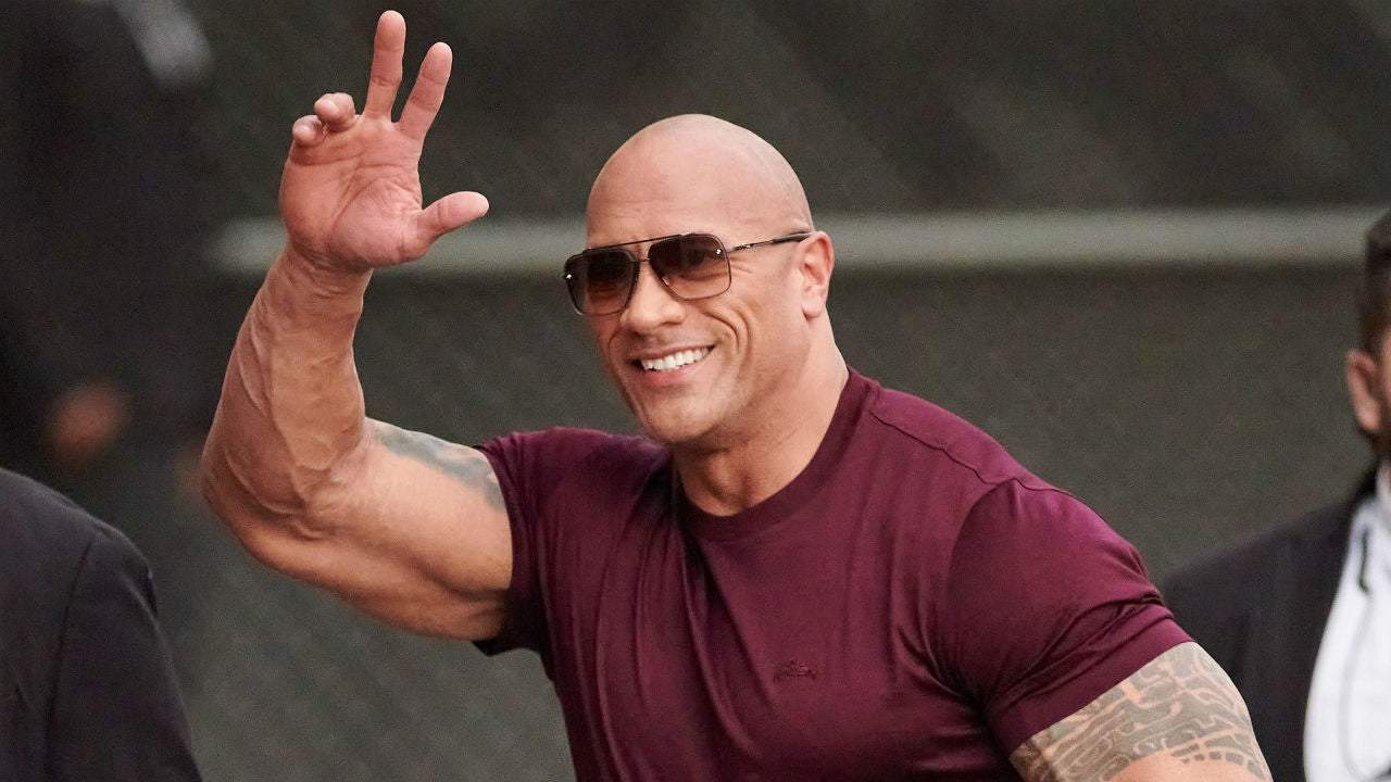 Dwayne Johnson, The Rock, 48, Tests Positive for Corona-virus, Urging Fans to Wear Masks