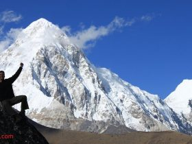 Kala Patthar is beautiful place you should visit it