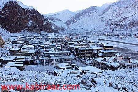 Jomsom is stunning area you ought to go to it