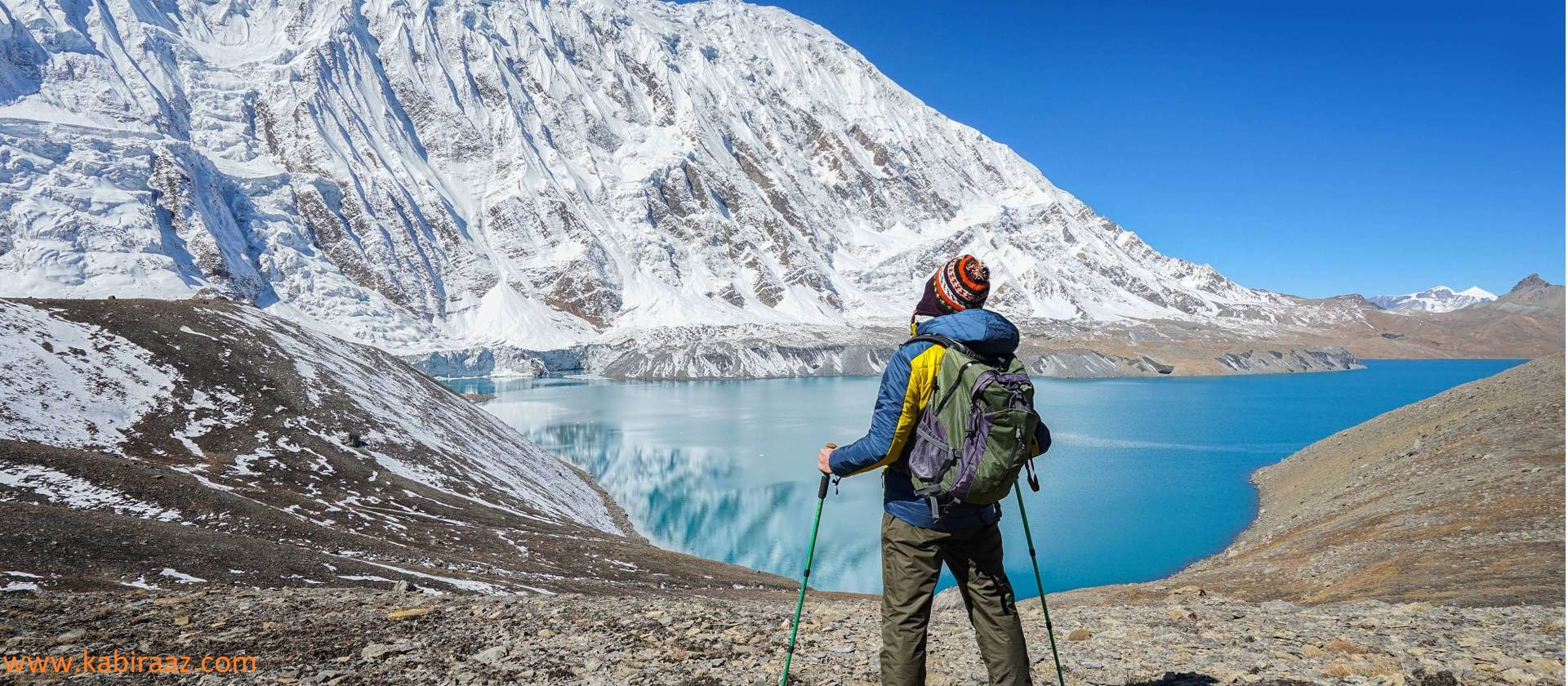 Tilicho lake is stunning area you ought to go to it