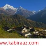 Ghandruk is beautiful place you should visit it