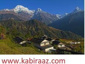 Ghandruk is beautiful place you should visit it